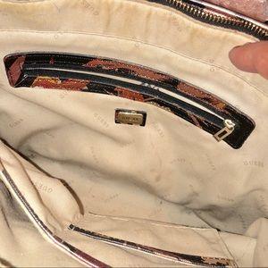 Guess Bags - Guess 1981 Fall Design Glistening Shoulder Bag